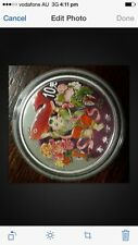 1999 china Auspicious Matters coloured  silver coin