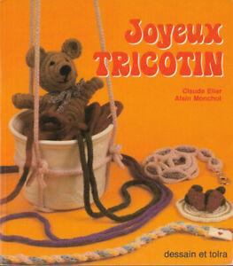 Joyeux tricotin Claude Eller et Alain Monchot