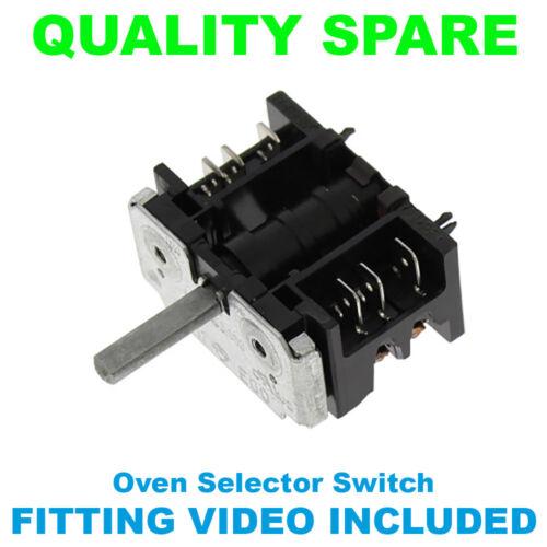 Selettore Forno M INDESIT ID60C2 X S ID60C2 W ID60C2 S ID60C2 W