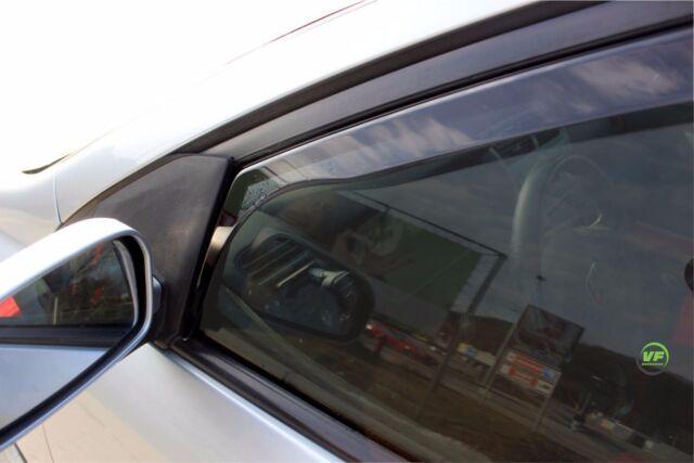 Wind Deflectors HONDA CIVIC MK7 3 doors Type R EP3 EP2 SPORT 2-pc set 2001-2005