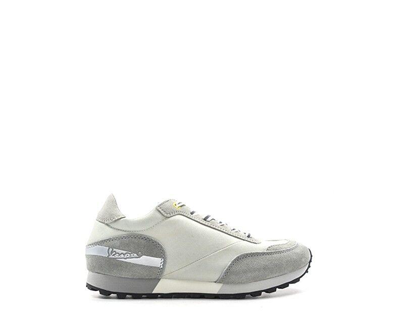 Schuhe VESPA Mann BIANCO Stoff V00006-612-90U