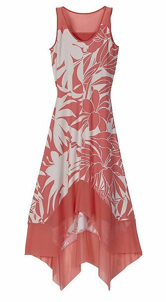 Marc NY by Andrew Marc Misses' Hi-Lo Maxi Dress SIZE LARGE UB768