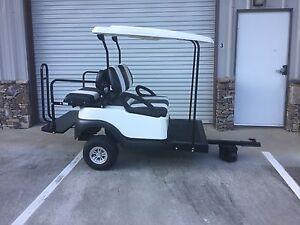 Golf cart trailer, carry four more people when you need to, Club Car Plywood Golf Cart on drywall cart, aluminum cart, door cart, 2 wheel cart, sand cart, construction cart, stone cart, wood cart, cardboard cart, portable air compressor cart, moving cart, firewood cart, concrete cart, build a rolling shop cart, material cart, shopping cart, paper cart, panel cart, brick cart, roofing cart,