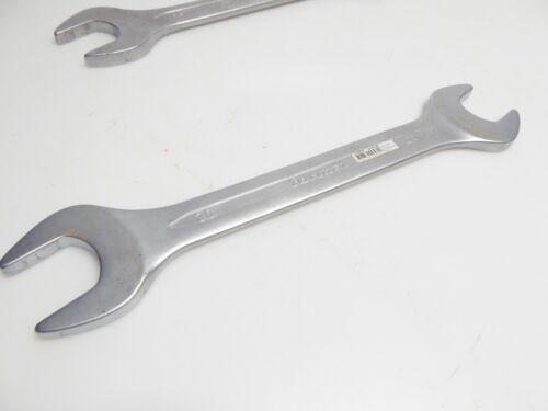 Format Maulschlüssel Doppelmaulschlüssel  DIN 3110 SW 13-32