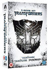 Transformers / Transformers - Revenge Of The Fallen / Transformers - Dark Of The Moon (DVD, 2011, 3-Disc Set, Box Set)