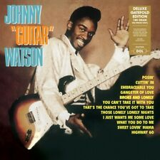 Img del prodotto Johnny Guitar Watson Gangster Of Love Best Of 2005 Soul Funk Cd Superman Lover