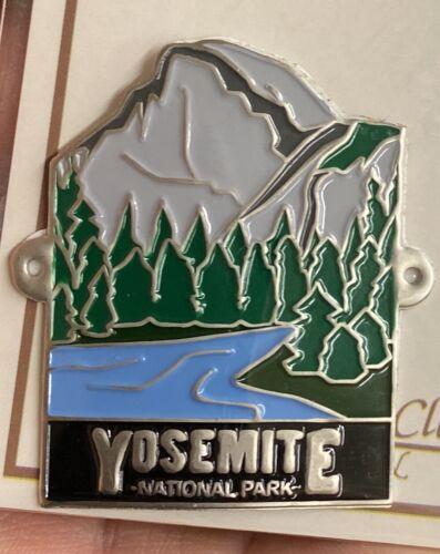 Half Dome Yosemite National Park Hiking Staff Stick Medallion NEW California