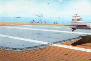IJN-Aircraft-Carrier-Deck-WWII-1-48-Eduard