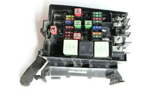 2013 vw jetta под капотом двигатель коробка предохранителей реле oem 11 12  13 14 15 | ebay  ebay