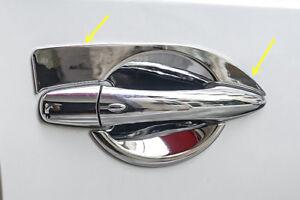 For-Nissan-Patrol-Y62-2010-2018-Chrome-Car-Side-Door-Handle-Bowl-Cover-Trim-4pcs