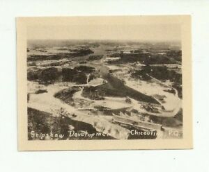 SHIPSHAW-DEVELOPMENT-CO-CHICOUTIMI-QUEBEC-CANADA-VINTAGE-SNAP-SHOT-PHOTO