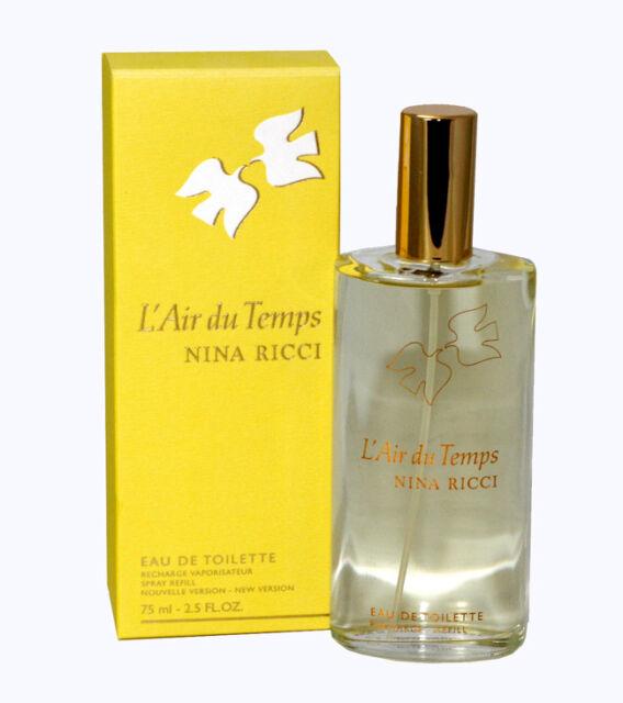 19562c03ea Nina Ricci L air Du Temps Eau De Toilette Fragrance for Women 100ml ...