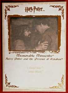 HARRY-POTTER-MEMORABLE-MOMENTS-1-Card-46-I-FOUND-SIRIUS-BLACK