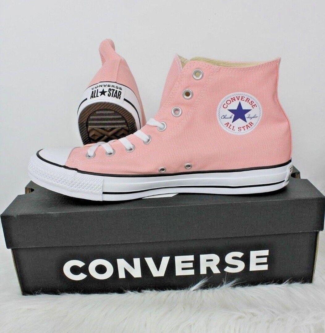 New Converse Chuck Taylor High Top Turnschuhe Storm Rosa Größe 12 Mens 14 damen Hi