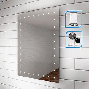Bathroom Led Mirror With Lights Ip44