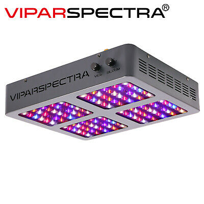 VIPARSPECTRA DS600 600W LED Grow Light for Indoor Plants VEG and BLOOM Dimmable