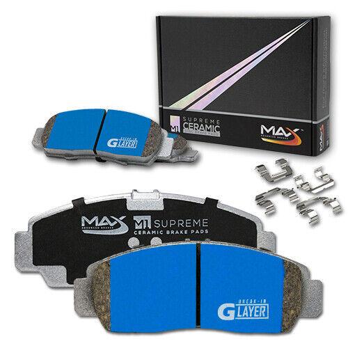 16 Fit Lexus GS0t Max M1 Ceramic Brake Pads F