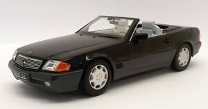 KK modello 1/18 SCALA DIECAST 180371 - 1993 MERCEDES BENZ 500SL R129 Nero
