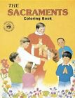 Coloring Book About The Sacraments 9780899426877 by Catholic Book Publishing Co