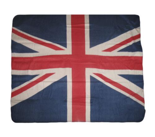 Vereinigtes Königreich UK England Großbritannien 50x60 Polar Fleece Tagesdecke