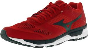 7d4799337f50 Mizuno Synchro MX Men's Running Shoes Trainers 410751.1F90 Red/Black ...