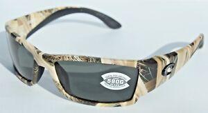 137feacea8 COSTA DEL MAR Corbina 580 POLARIZED Sunglasses Mossy Oak Camo Gray ...