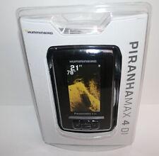Humminbird PiranhaMAX 4 PT Fishfinder 410170-1 for sale online
