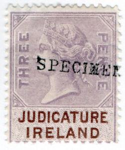 I-B-QV-Revenue-Judicature-Ireland-3d-1878-specimen