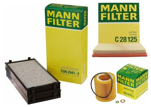 Luftfilter MANN-FILTER C 30 190