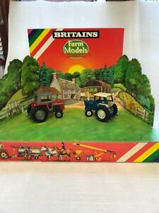 Details about 1980's Britains Toys Farm Diorama Shop Counter Display Point  Of Sale No 96