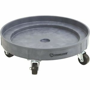 Strongway Drum Dolly - 30/55-Gallon, 900-Lb. Capacity