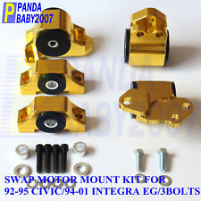 Trans-Dapt 9736 Engine Swap Motor Mount Kit
