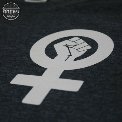 Feminist Tshirt Riot Grrrl Feminism T-shirt Girl Power Equal Rights Feministisch PüNktliches Timing