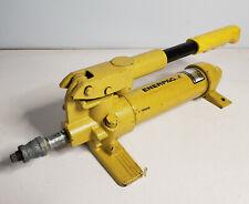 Enerpac P18 Hydraulic Hand Pump 2850 Psi