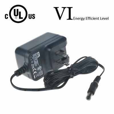 WALL charger AC adapter for # 324122 CAT LED WORKS LIGHT 1100//550 LUMENS
