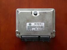 POLO/INCA/CADDY ECU 1.9 SDI AEY 038906013E 0281001689 IMMO OFF 6m warranty