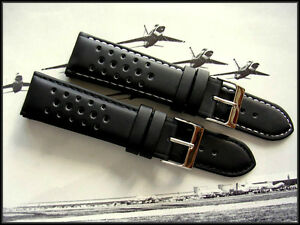 20mm-Black-GT-Rally-Trop-Silicon-water-resistant-watch-strap-IW-SUISSE-18-19-22