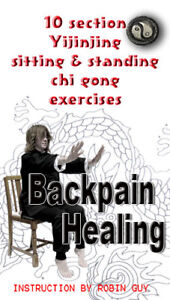 Details about Back Pain Healing Seated Qigong DVD and PDF Books by guychi