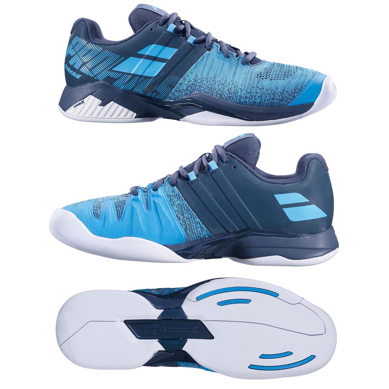 Babolat Mens Propulse Blast Cushioned Indoor Court Tennis shoes