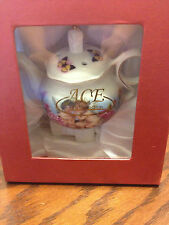 ACE Gift Collection Royal Elfreda China Plug In Porcelain China Night Lite