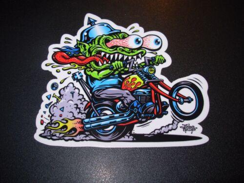 """JIMBO PHILLIPS Skate 4.5/"""" Sticker CHOPPER FREAK skating skateboard helmets decal"""