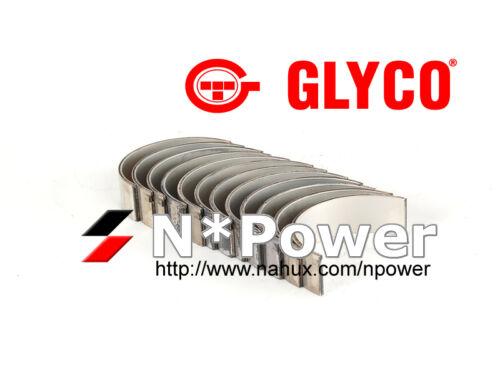 GLYCO CONROD BEARING STD FOR Holden C14NZ 1.4L SOHC Barina SB   1994-1997 Combo