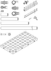 DRAGON Kit COASTER DYNAMIX 1//87 n° S340 PACK D/'EXTENSION SCORPION