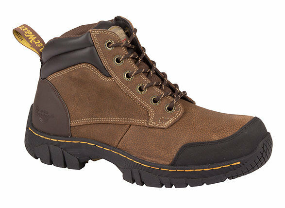 Da Uomo Dr Martens RIVERTON SB Boot Marrone Varie Dimensioni 777sm