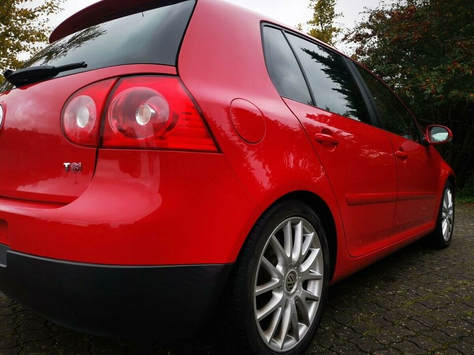VW Golf V 1,4 TSi 170 GT Sport Benzin modelår 2008 km 171000