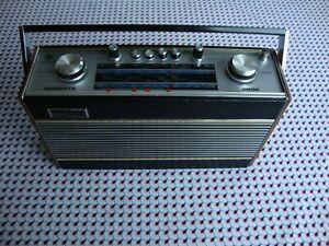 Vintage Roberts R606 3 Band Transistor Radio (Fully Restored)  Man Cave?