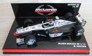 F1-1-43-MCLAREN-MP4-13-MERCEDES-HAKKINEN-1998-MINICHAMPS
