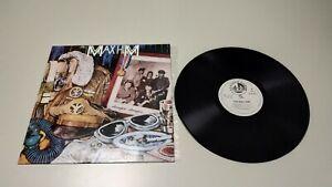JJ12-THE-MAX-HIM-DANGER-DANGER-ESPANA-LP-VIN-POR-VG-DIS-VG