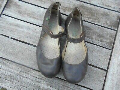 Amabile Collector Sandales Chaussures Cuir El Natura Lista Marron T 37 A 39€ Ach Imm F Conveniente Da Cucinare