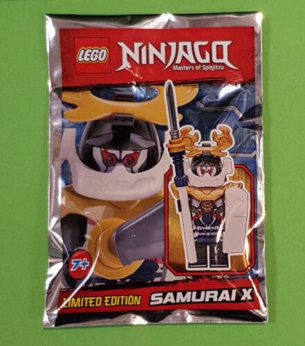 Lego® Ninjago™ Samurai X  Limited Edition Minifiguren Neu /& OVP Nr 38